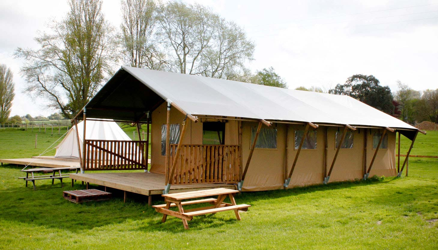 The Safari Tent